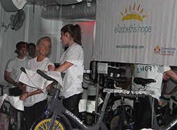 2013 Soul Cycle event